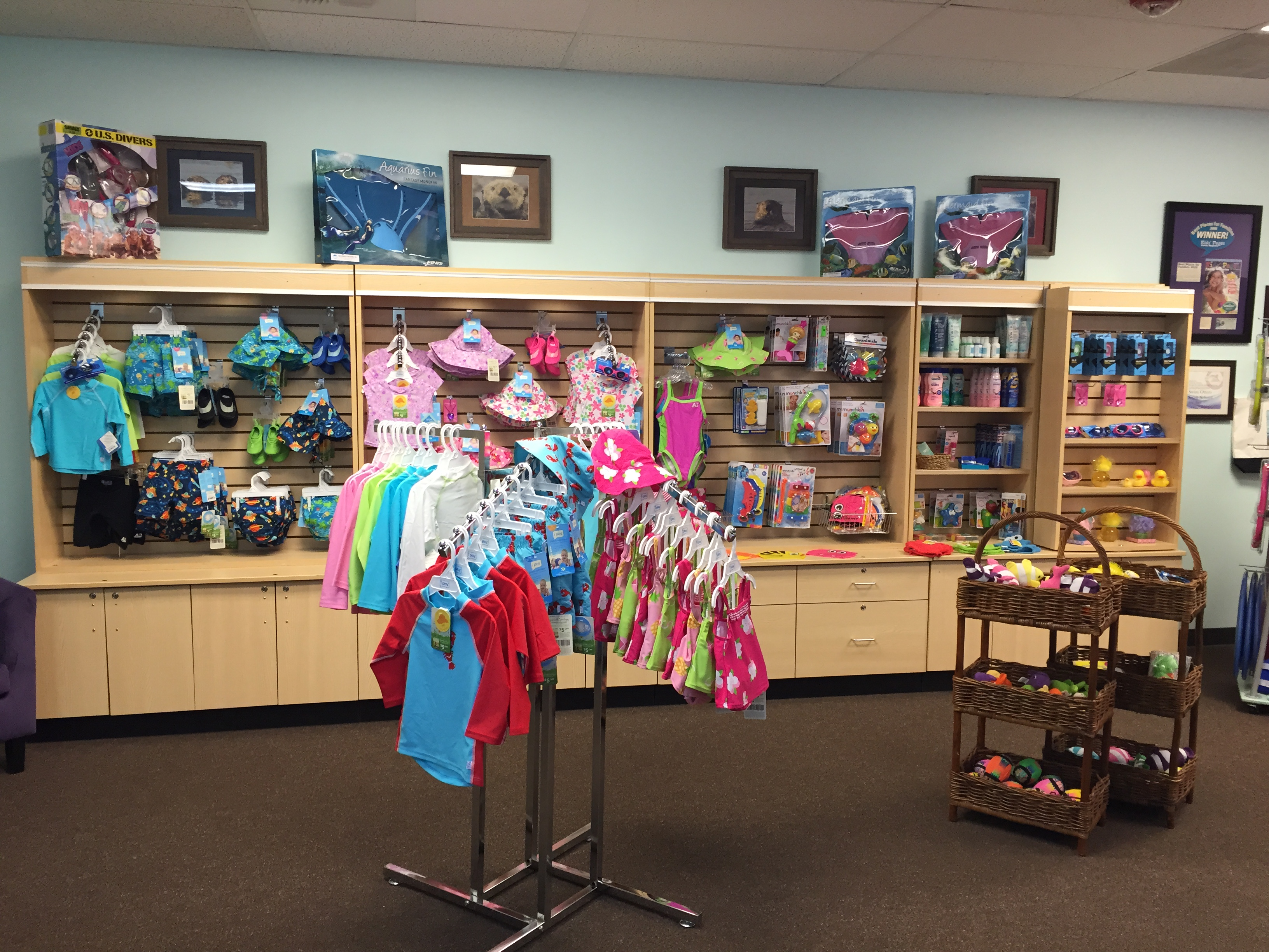 NEW local swim shop for kids! - Swim Otters Swim   Fitness School c4697c2ef68c